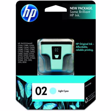 HP 02 Ink Cartridge